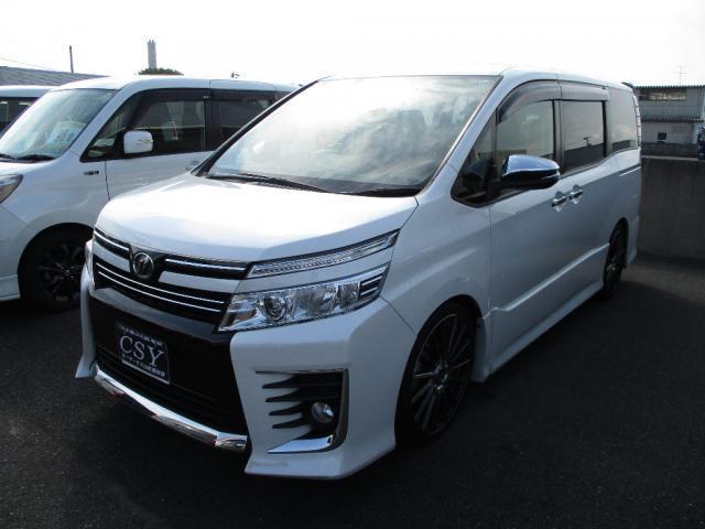 トヨタ ZS キラメキ 純ナビTV LED 両側電動ドア 外19AW