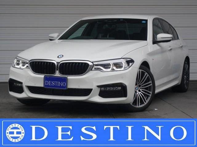 BMW 5シリーズ 523d Mスポーツ (検2.8)