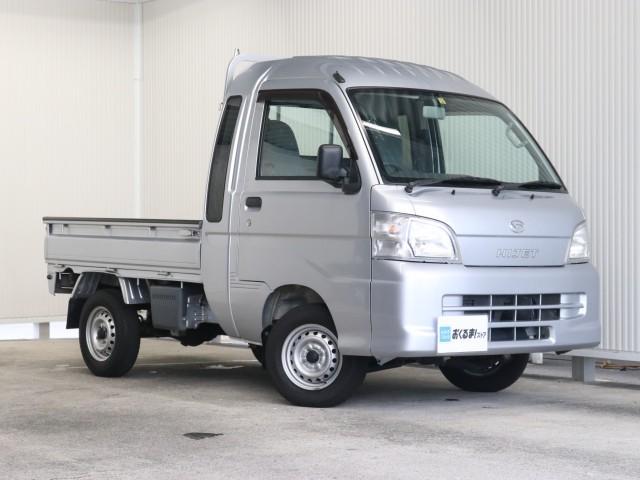 ダイハツ ジャンボ3方開 4WD リクライニングシート 荷台マット