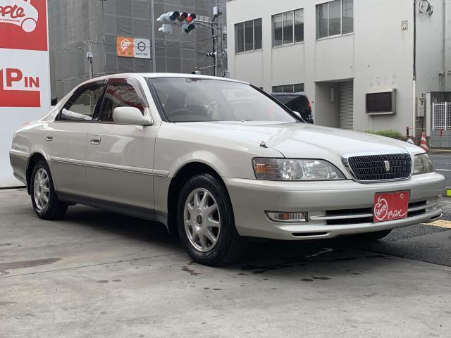 トヨタ エクシードG ユーザー買取車 社外メモリーナビ