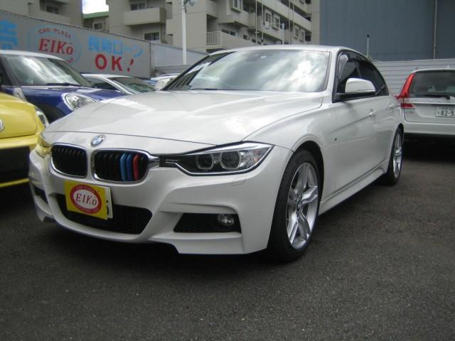 BMW 320i Mスポーツ 純正ナビ バックカメラ ACC