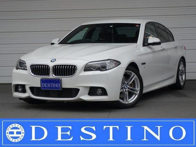 BMW 5シリーズ 523d Mスポーツ ACC付き (検2.4)