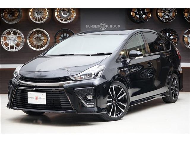 トヨタ Sツーリング・G's LEDヘッドライト G's専用18AW