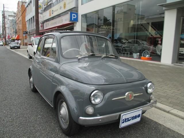 「フィアット」「フィアット 500」「コンパクトカー」「大阪府」の中古車