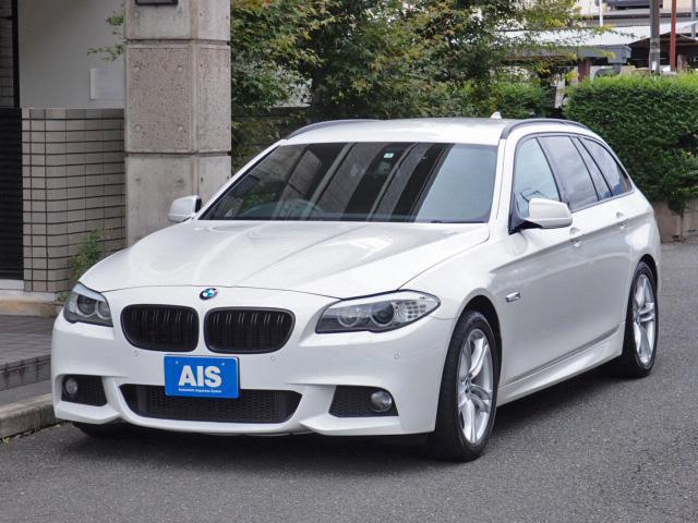 BMW 5シリーズ 523iツーリング Mスポーツパッケージ ナビTV 禁煙車