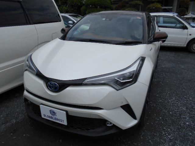 C−HR(トヨタ)  中古車画像