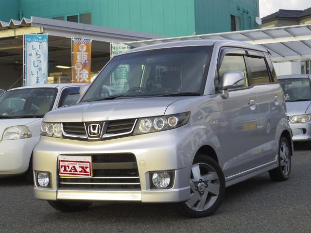 「ホンダ」「ゼストスパーク」「軽自動車」「大阪府」「TAX 和泉店」の中古車