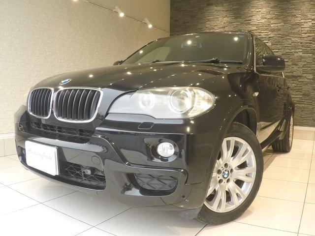 BMW Xドライブ3.0i Mスポーツパッケージ 19インチAW