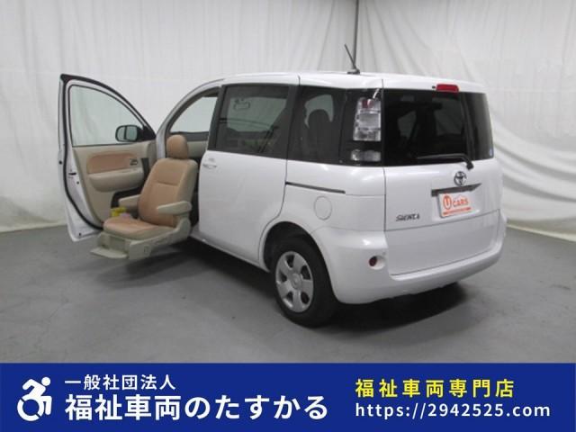 トヨタ 助手席リフトアップシート車椅子収納装置付7人乗り無料一年保証