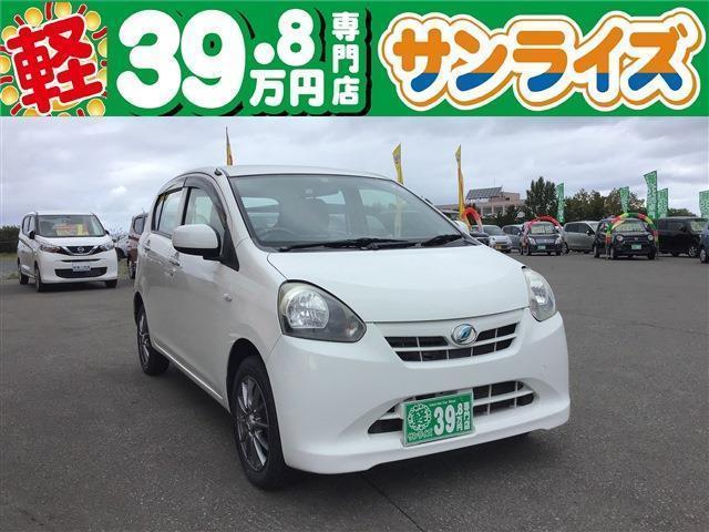 ダイハツ Xf 4WD 修復歴無 走行48000km エコアイドル