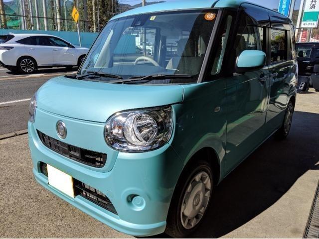 「ダイハツ」「ムーヴキャンバス」「コンパクトカー」「長崎県」の中古車