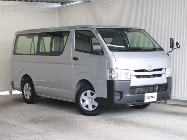 トヨタ 3.0 DX ロング ディーゼルターボ Bluetooth