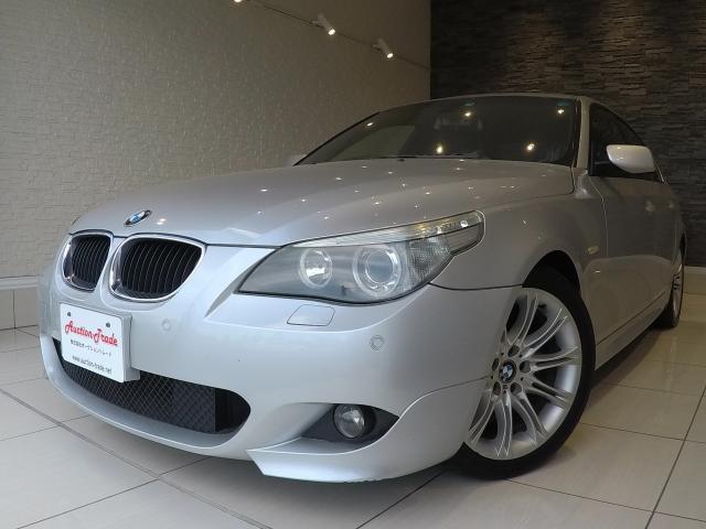 BMW 525i Mスポーツパッケージ 18インチAW クルコン