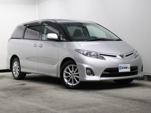 トヨタ 2.4 アエラス 4WD サイドリフトアップシート