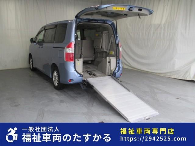 トヨタ スロープタイプ車椅子1基積8人乗り全国無料一年保証
