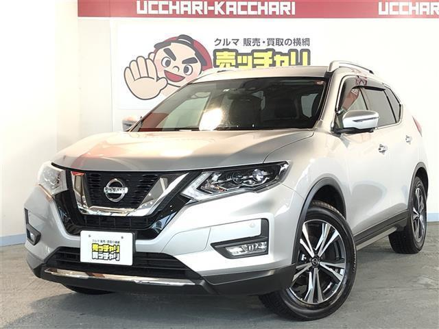 「日産」「エクストレイル」「SUV・クロカン」「福井県」の中古車
