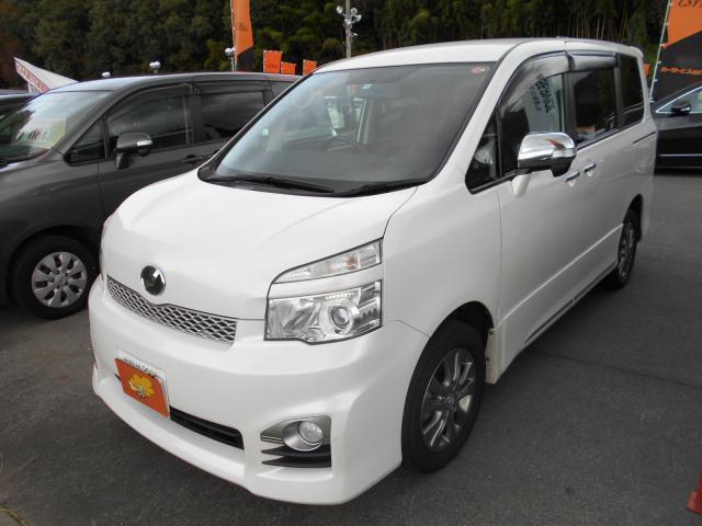 トヨタ ZS煌II 4WD 7人乗 両側電ドア スマートキー HID