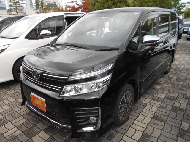 トヨタ ZS 煌 7人乗 両側電動ドア ナビ TV 後席モニター