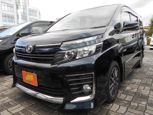 トヨタ ZS 4WD 純ナビ TV Rカメラ 両側電動ドア