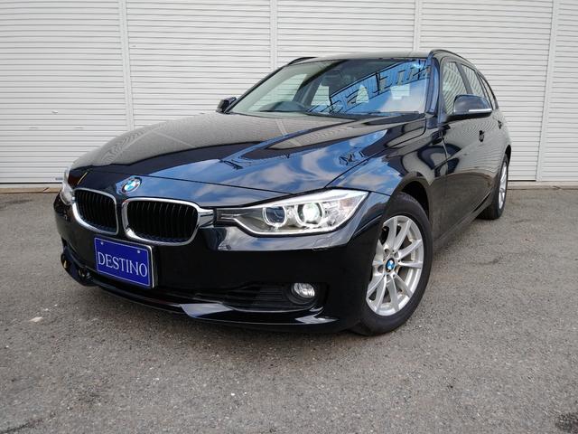 BMW 320iツーリング インテリジェントセーフティー HDDナビ