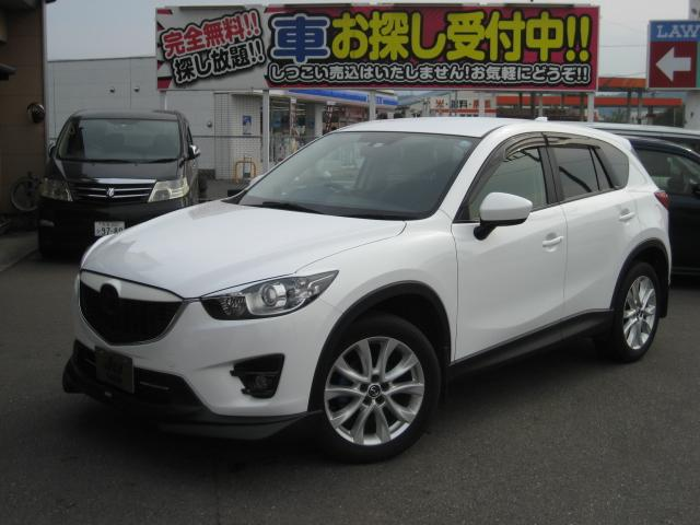 「マツダ」「CX-5」「SUV・クロカン」「大分県」の中古車