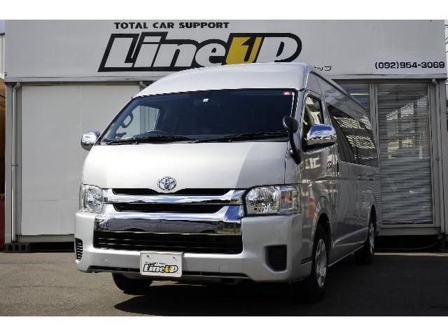 トヨタ グランドキャビン 1年間1万キロ無償保証 4型 SDナビ