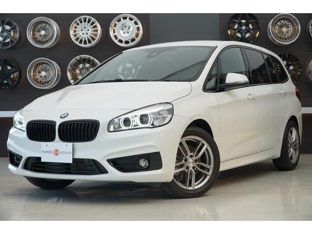 BMW 218dグランツアラー Mスポーツ neutrale KW
