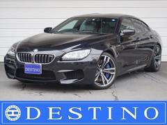 BMW M6グランクーペ 革シート ワンオーナー バックカメラ ETC