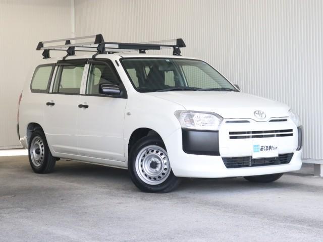 トヨタ 1.5 U Rキャリア Wエアバック 電動ドアミラー