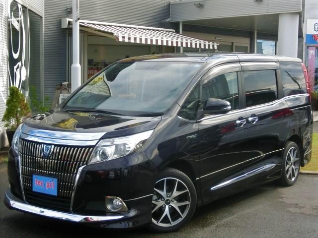 「トヨタ」「エスクァイア」「ステーションワゴン」「千葉県」の中古車