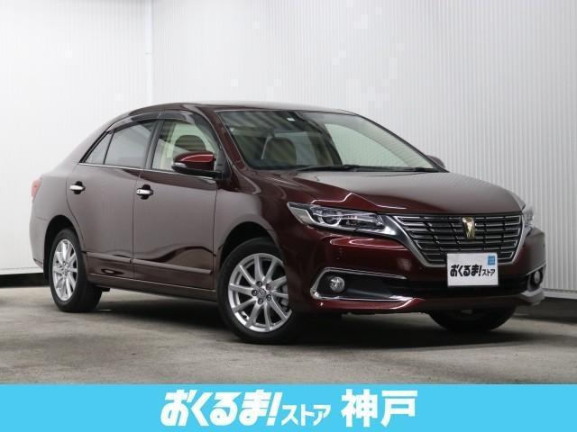 トヨタ 2.0 G EXパッケージ トヨタセーフティセンス SDナビ