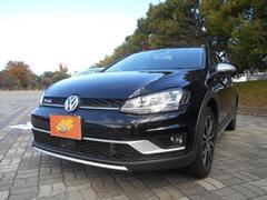 VW ゴルフオールトラックTSI 4モーション アップグレードPKG 4WD ナビTV