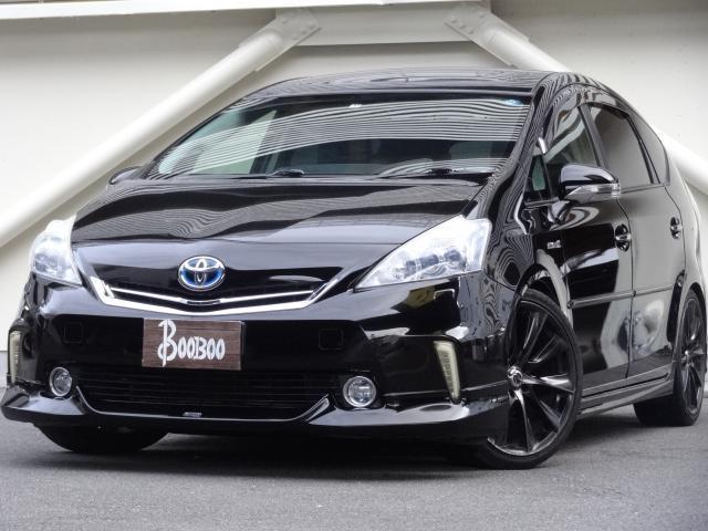 トヨタ Gツーリングセレクションスカイライトパッケージ クルコン