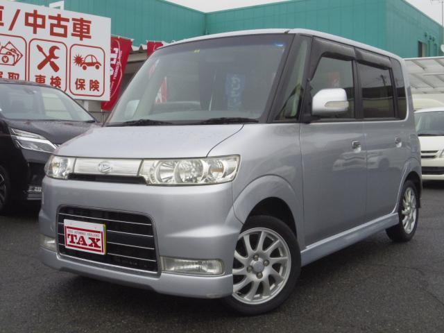 「ダイハツ」「タント」「コンパクトカー」「大阪府」「TAX 和泉店」の中古車