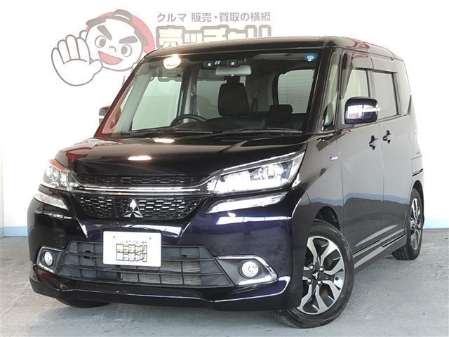 三菱 カスタムハイブリッドMV 4WD e-Assist