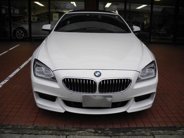 6シリーズ(BMW) 640iクーペ Mスポーツパッケージ 中古車画像
