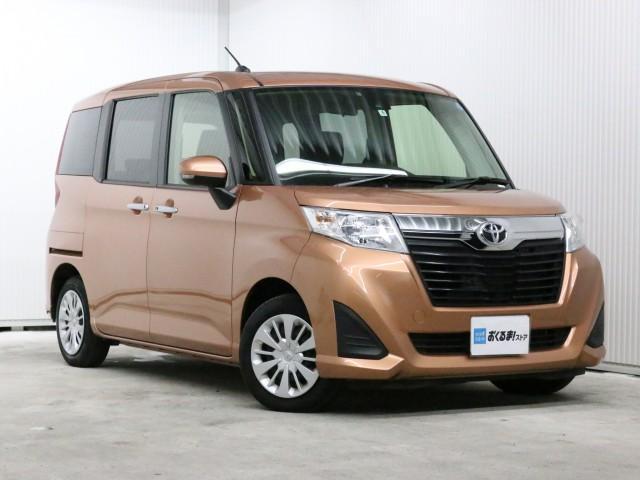 トヨタ 1.0 G S 4WD 純正SDナビTV Bluetooth