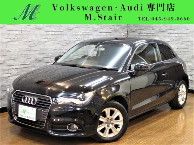 アウディ 1.4TFSI HID 純正MMI VW・Audi専門