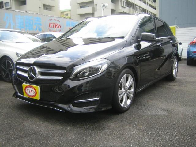 Photo of MERCEDES_BENZ B-CLASS  / used MERCEDES_BENZ