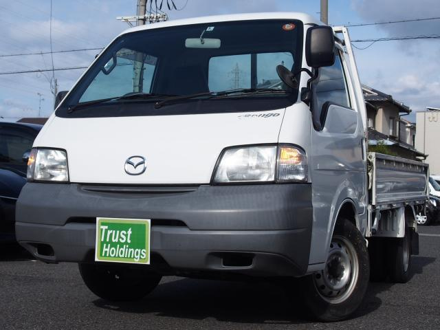 マツダ トラック1.8DXワイドロー 車検受渡し/エアコン/3方開