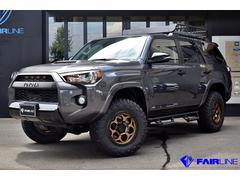 4ランナー TRDオフロードPKG VENTURE 4WD スマートキー(米国トヨタ)