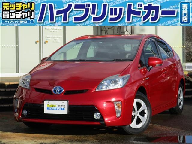 トヨタ S 純正SDナビ・フルTV・DVD-V 走行2万km台