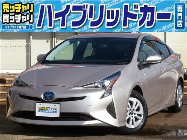 トヨタ S トヨタセーフティセンス 純正ナビ・フルセグTV