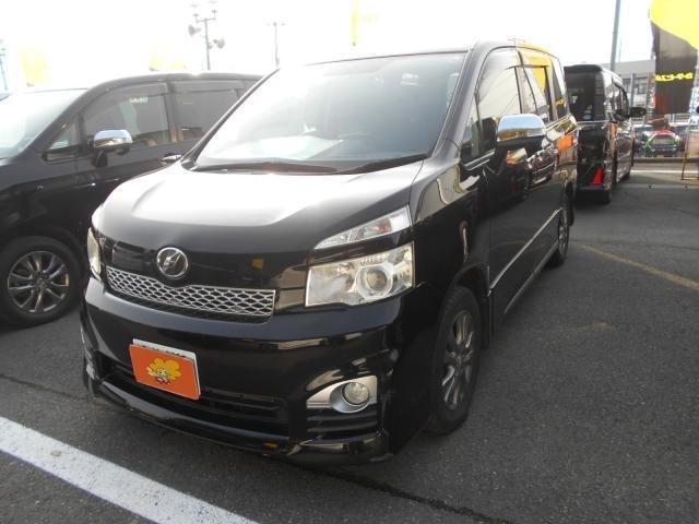 トヨタ ZS煌II 8人乗 ナビTV 両側電動 スマートキー 純AW