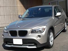 BMW X1sDrive 18i 日本製ナビTV バックカメラ 下取り車