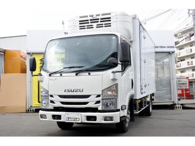 いすゞ 冷蔵冷凍 1年間1万キロ無償保証 ディーゼル バックカメラ