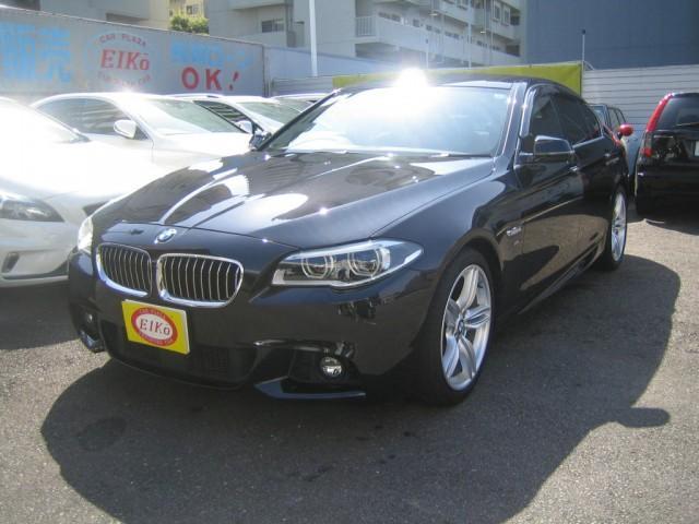 BMW 5シリーズ 523d Mスポ マエストロ 本革シート LED 1オーナー