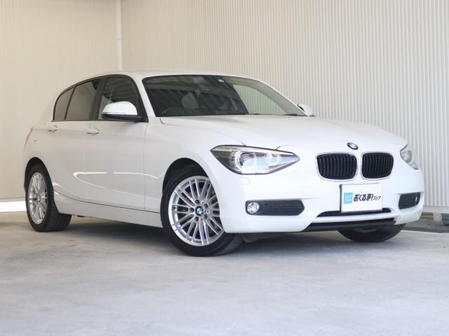 BMW 116i 禁煙車 HDDナビ ETC クルコン i-stop