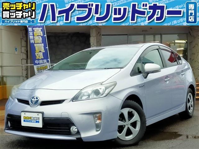 トヨタ S 純正SDナビ・フルセグ・DVD-V バックモニター