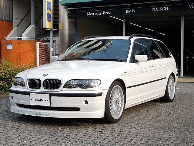 BMWアルピナ B3 S ツーリング 右H 最終モデル